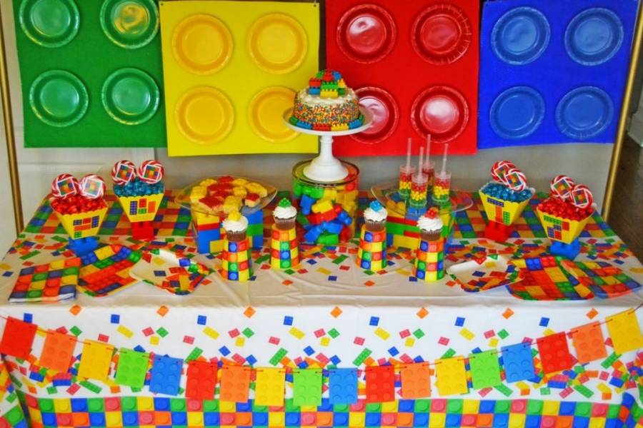 Lego Birthday Food Ideas