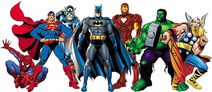 Imagini pentru supereroi